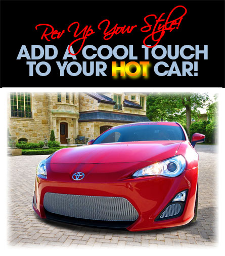 Add a Cool Touch To Your Hot Car